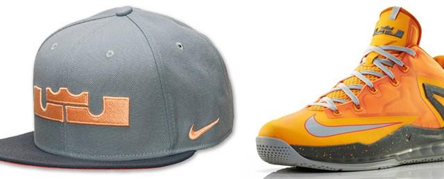 21e56de4635e Nike LeBron Floridians Snapback Cap