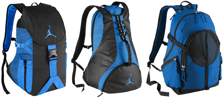 """01a6502cb Jordan Backpacks and Bags to Hook with the Air Jordan 3 """"Sport Blue"""""""