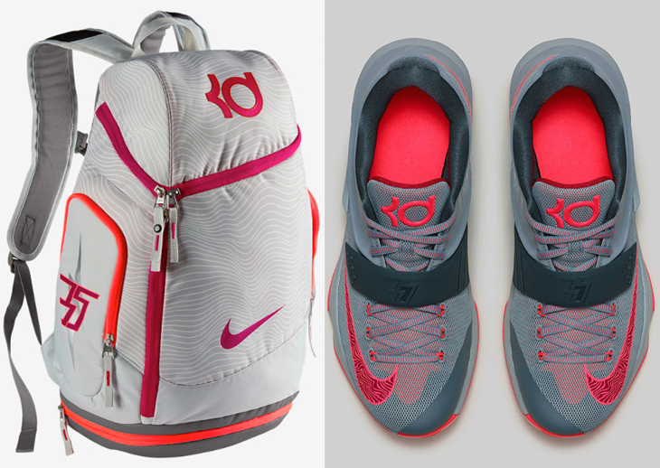 """low priced 0935d 5c5b6 Nike KD Backpack to Match the Nike KD 7 """"Calm Before the Storm"""""""