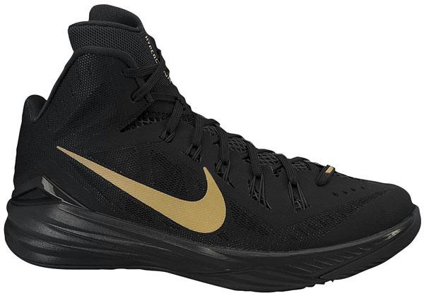 quality design e9787 32bb2 Nike Hyperdunk 2014 (Black Gold)