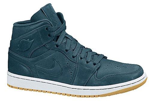 """separation shoes 4b0a1 30417 Air Jordan 1 Mid Nouveau """"Space Blue"""""""