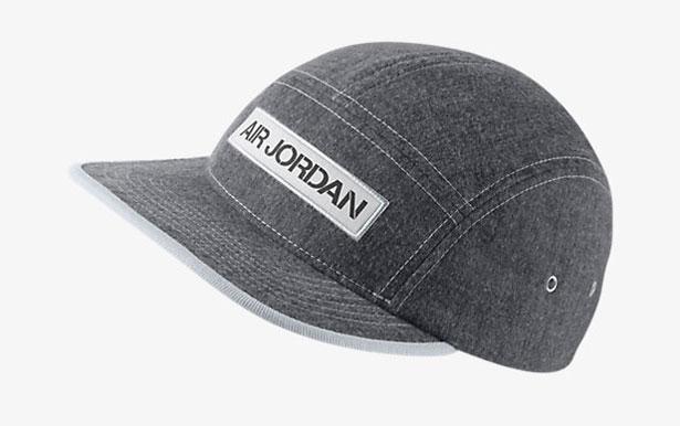 c1ae9deb5ab air-jordan-stencil-five-panel-hat-black