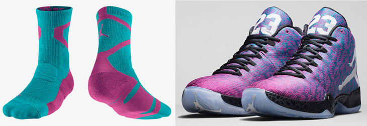 quality design 9425f 25b8b air-jordan-xx9-riverwalk-socks