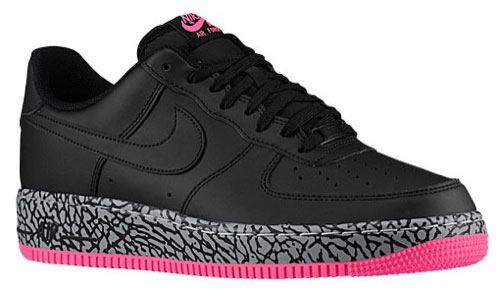 f4c81dd9e11d Nike Kay Yow Collection. nike-air-force-1-low-black-pink-grey