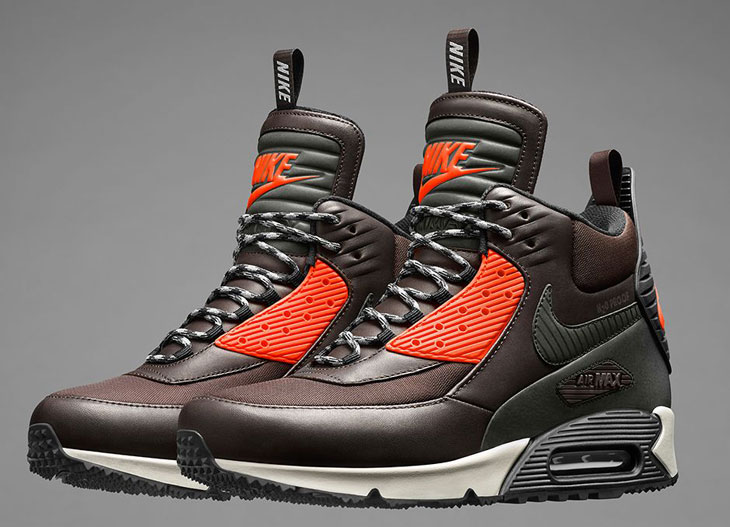 Nike Air Max 90 Sneakerboot BlackMagnet Grey Sole Collector  Sole Collector