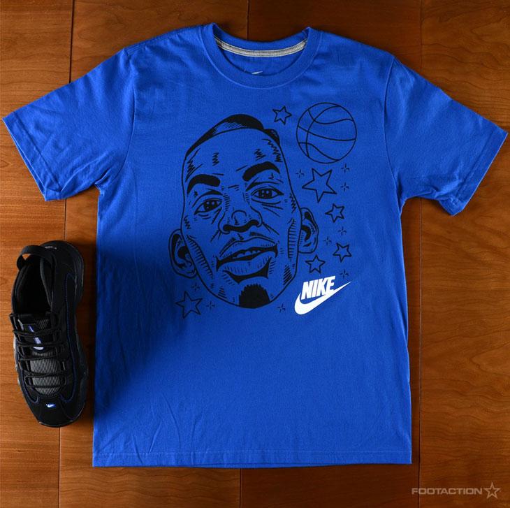 "sale retailer 74462 d0018 Nike Air Max Penny ""All Star"" T-Shirt"