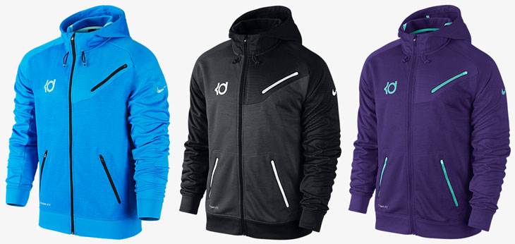 fcb3a4904857 Nike KD 7 Hero Premium Hoodies