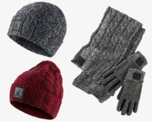 5afd535fb3d0 Jordan Winter Hat Scarf and Gloves