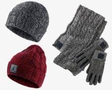 85004260 Jordan Winter Hat Scarf and Gloves | SportFits.com