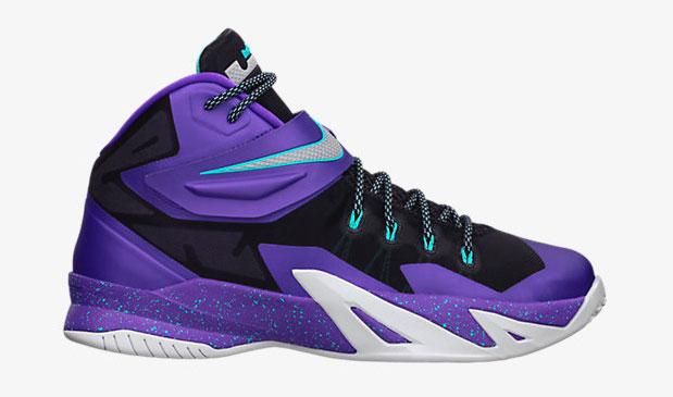 Nike Zoom LeBron Soldier VIII Cave
