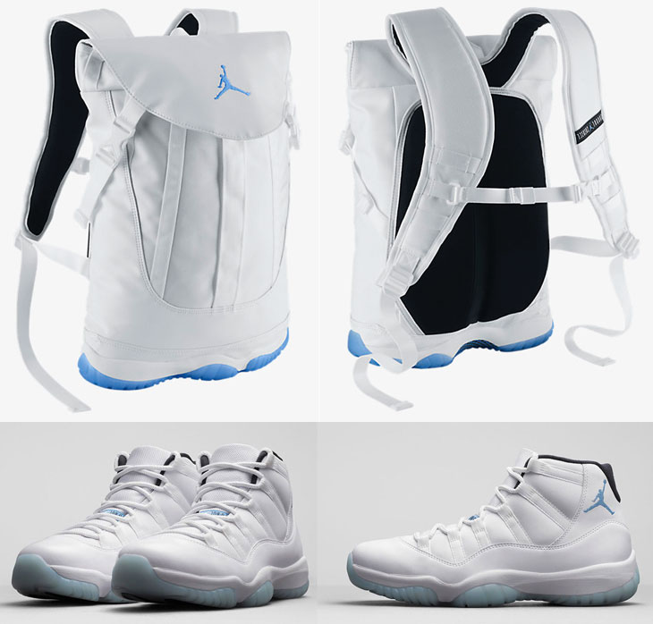 Air Jordan 11 Legend Blue Bag   SportFits.com 1aa38d5d2a