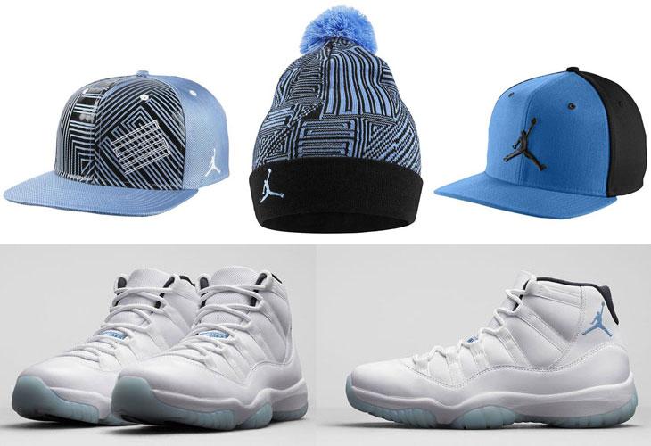 c7e206dc7bf Jordan Hats to Wear with the Air Jordan 11 Legend Blue
