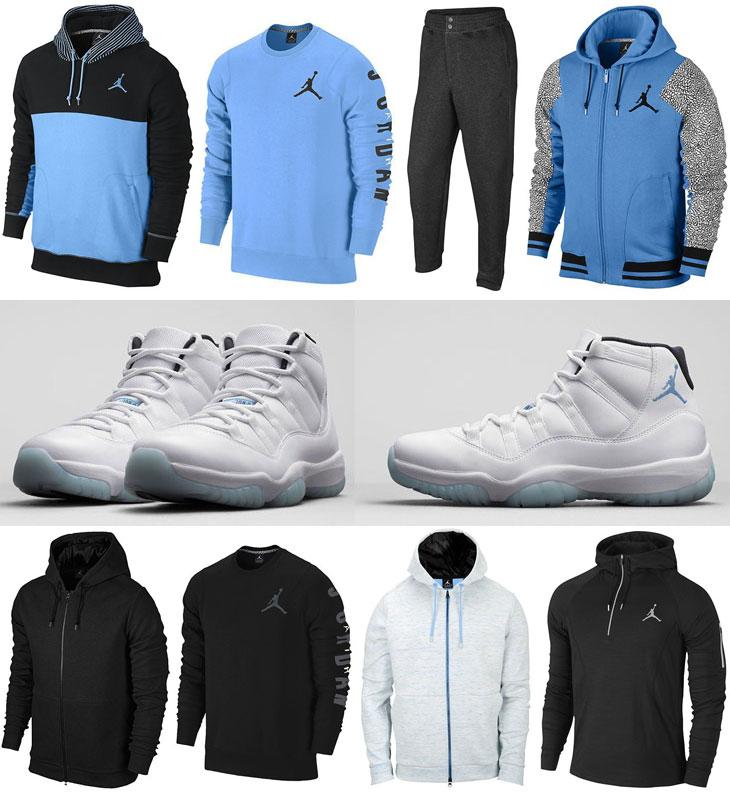 jordan sweatpants and sweatshirts