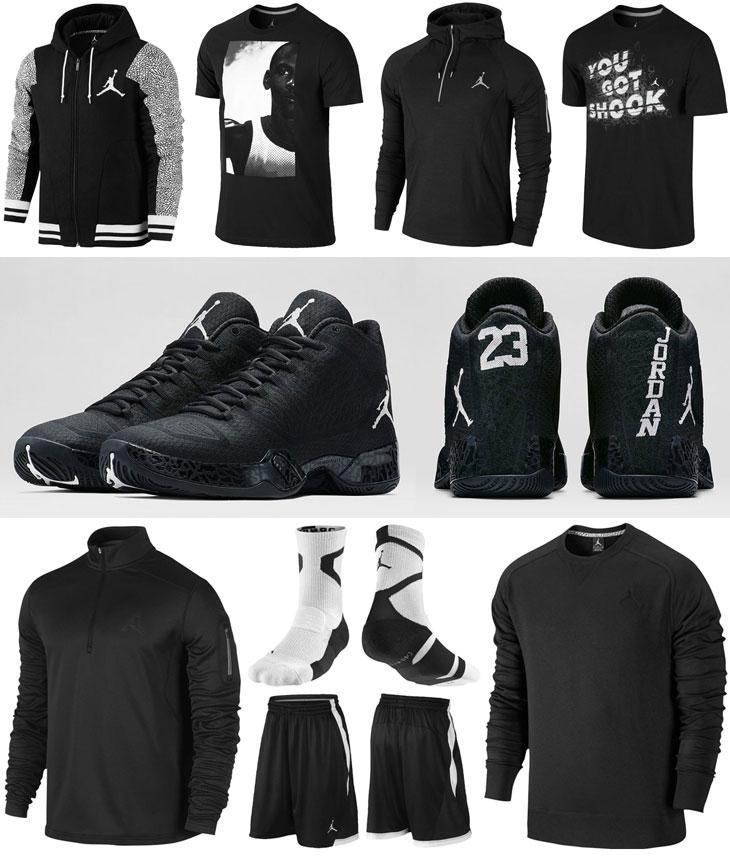 Air Jordan Xx9 Clothing Shirts Socks