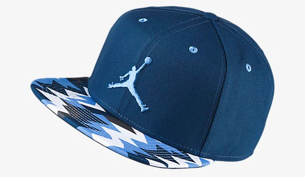 "ca45ccd0bfeedf Jordan VII Sneaker Cap ""French Blue"""