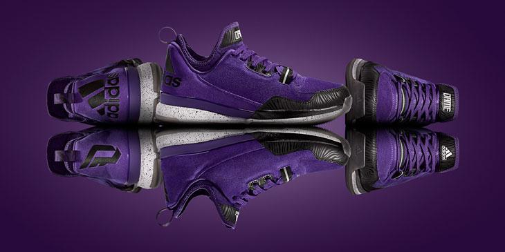 sports shoes 17a9c ac8a3 adidas-d-lillard-1-purple-weber-state-image-
