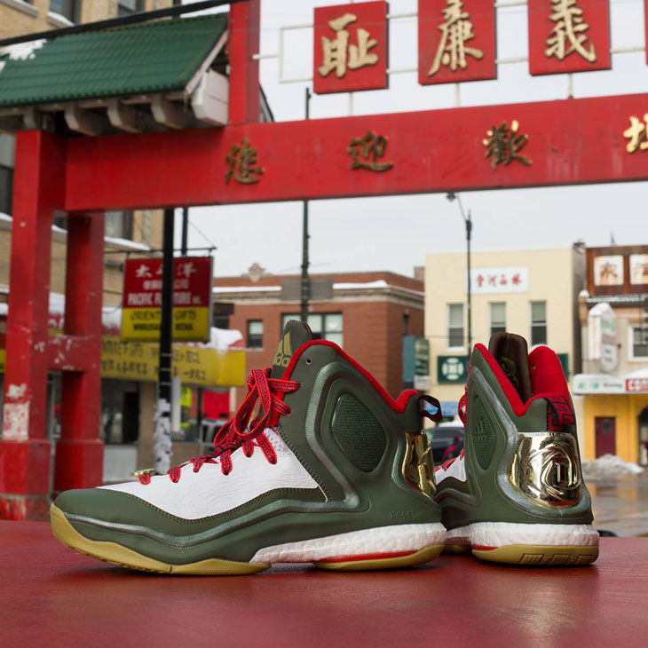 4d1207176e1 adidas D Rose 5 Year of the Goat