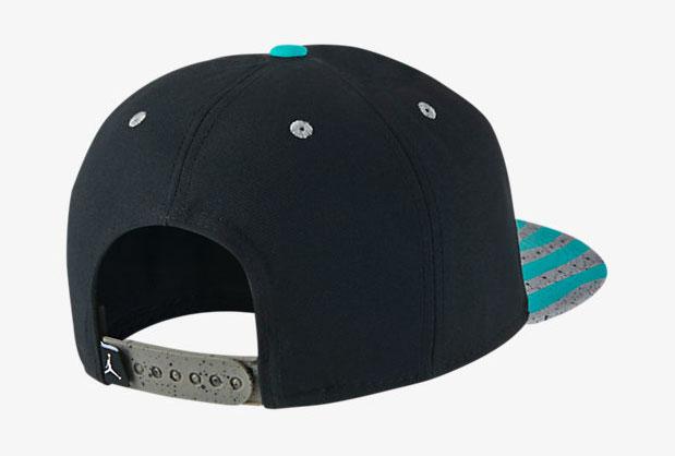 bfce9eb63356b5 air-jordan-10-lady-liberty-hat-back