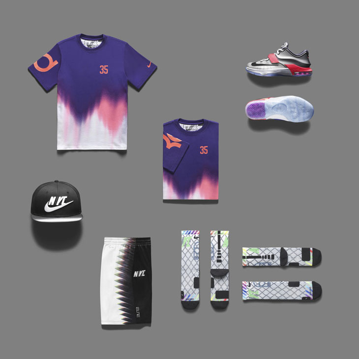 new style 429da 9754b nike-kd-7-all-star-game-clothing