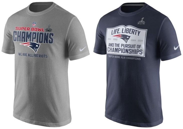 new england patriots super bowl t shirts
