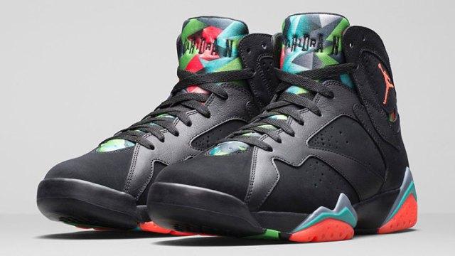 "eb8794d5ba5eb4 Jordan Shorts to Sport with the Air Jordan 7 Retro ""30th Anniversary"""