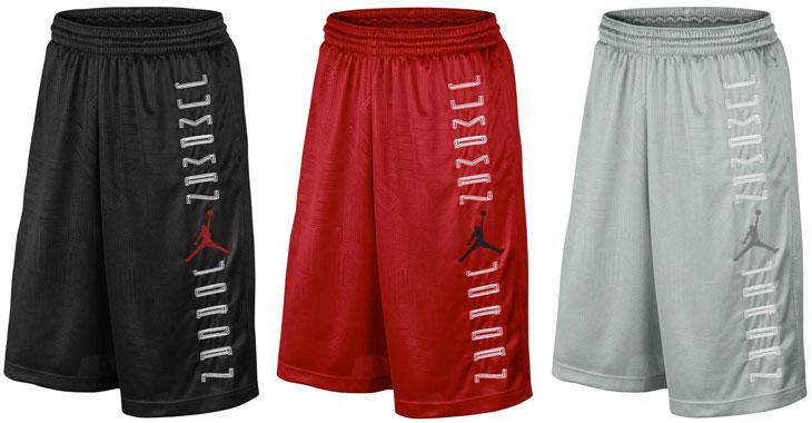 Air Jordan 11 Shorts | SportFits.com