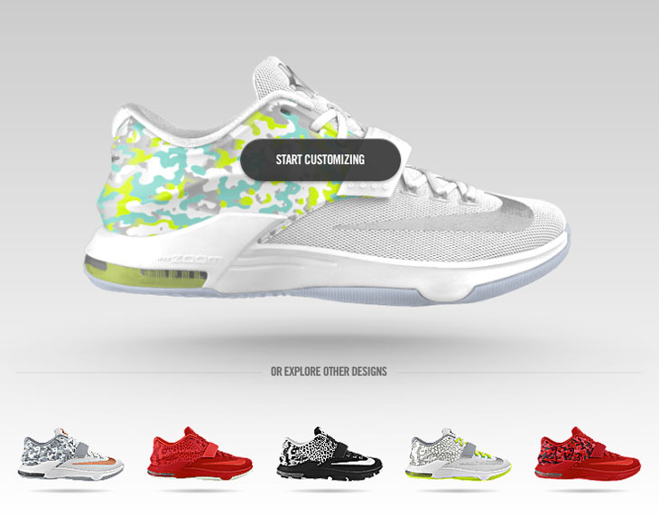 279e8312a42d Nike KD 7 Easter Graphic Now Available on NIKEiD