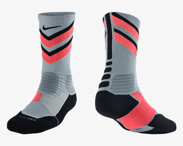great fit beb7f e59d0 kyrie 1 infrared socks