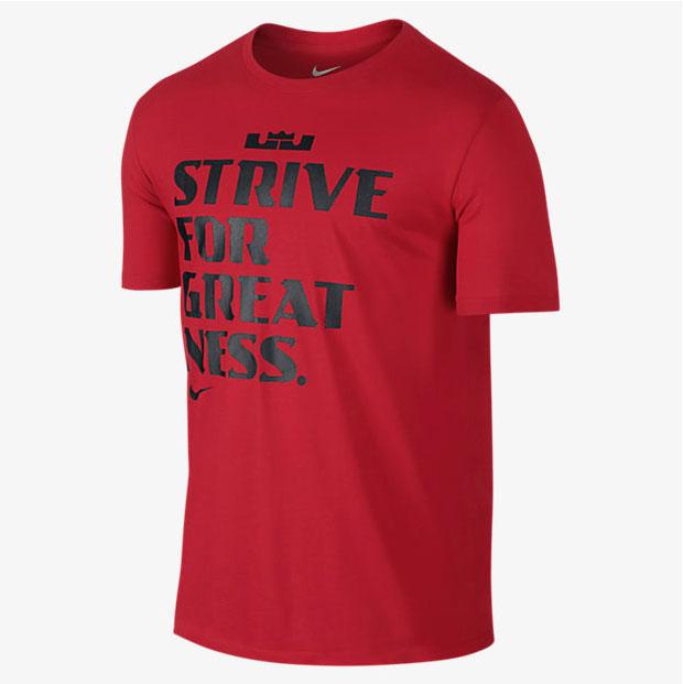 0851ecfe9893 Nike LeBron 12 Elite Team Shirts