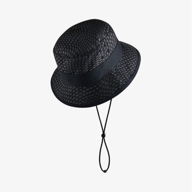 0247f3d4c64e ... italy air jordan stencil bucket hat black back 25b37 86b4e