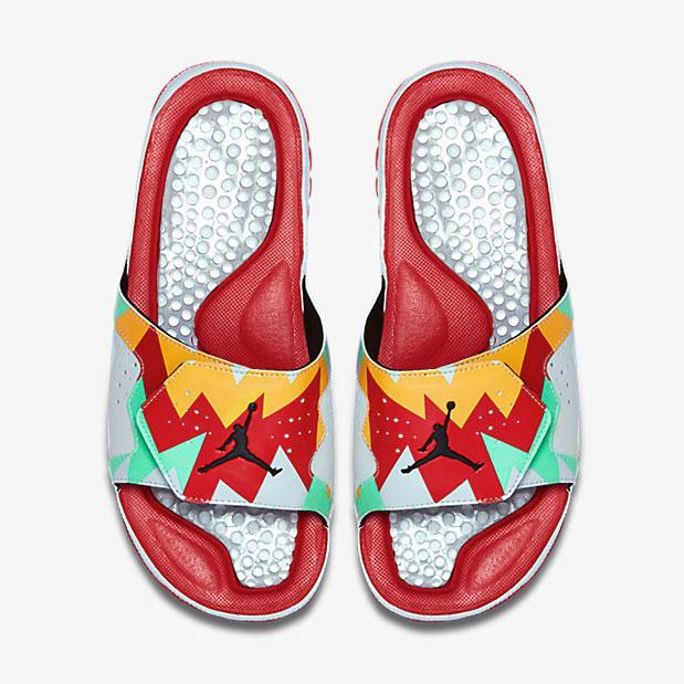 f1fbc79dc175 Air Jordan 7 Hare Slide Sandal