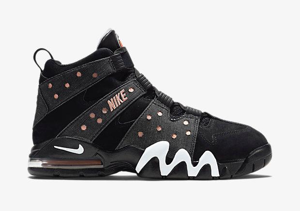 0b3ae77233d90 Nike Air Max2 CB 94 Black Denim Bronze