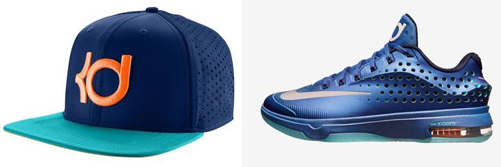 new concept b3ec6 bf4f9 Nike KD 7 Elite Elevate Hat | SportFits.com
