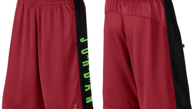 "ddd7fc25a41 Jordan AJ Highlight Shorts to Match the Air Jordan 7 ""Marvin the Martian"""