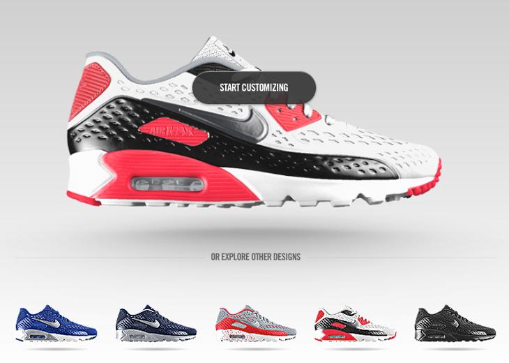 Nike Air Max 90 Ultra BR iD |