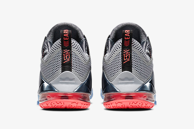 huge selection of 97d1d 3d589 Nike LeBron 12 Low Wolf Grey | SportFits.com