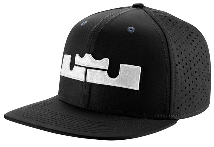57fd3a08eb Nike LeBron 12 Witness Cleveland Hats