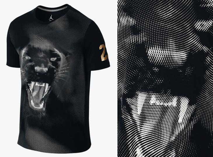 f8dbda91e2edbc Jordan Black Cat Panther Shirt