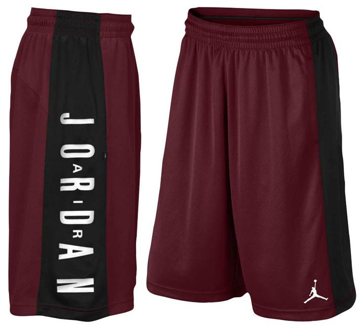 c8350d113f1 shop jordan bordeaux highlight shorts 9fcdf 8a015