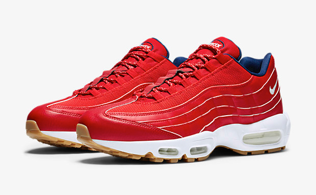 "outlet store 6aabe ca994 Nike Air Max 95 Premium ""USA"""