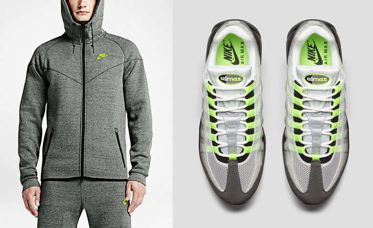 Nike Air Max 95 Og Neon Clothing Sportfits Com