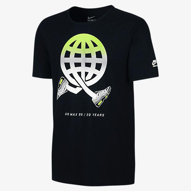 Nike Air Max 95 Og Neon Shirt Sportfits Com