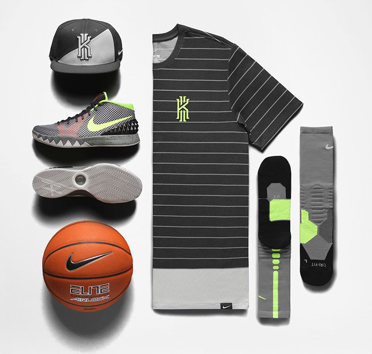 afcdfe9fe941 Nike Kyrie 1 Dungeon Collection