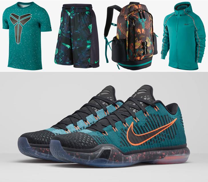 paso microondas Adentro  Nike Kobe X Elite Drill Sergeant Clothing | SportFits.com