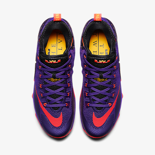 19c9173e9f1 ... nike-lebron-12-low-court-purple-image-2 ...