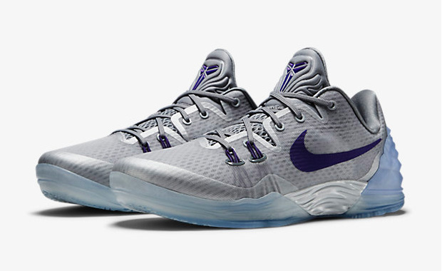 "info for edba4 759a9 Nike Zoom Kobe Venomenon 5 ""Wolf Grey Cool Grey Court Purple"""