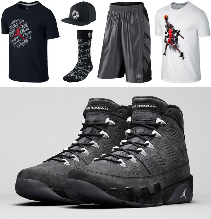 air jordan 9 outfit