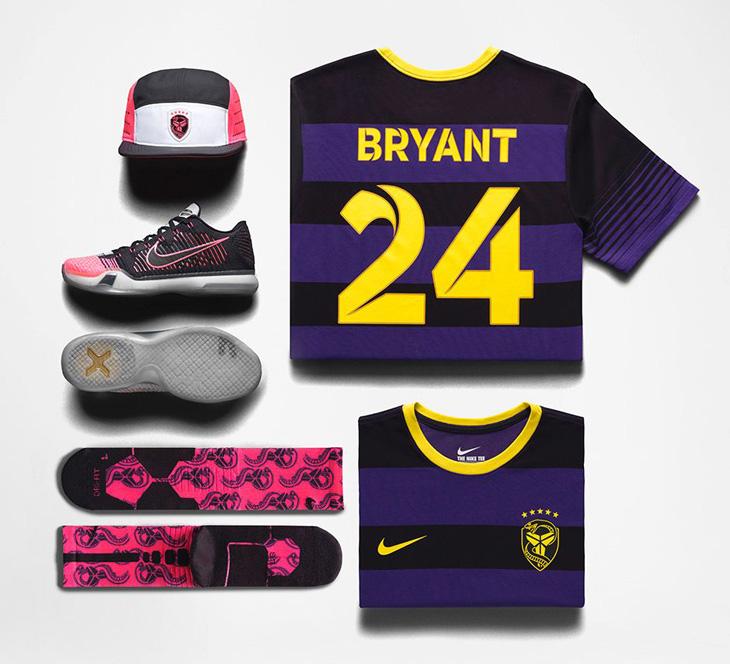 Nike Kobe X Elite Mambacurial Clothing