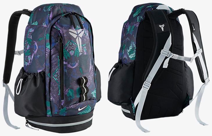 Nike Kobe Mamba Backpack Black Radiant