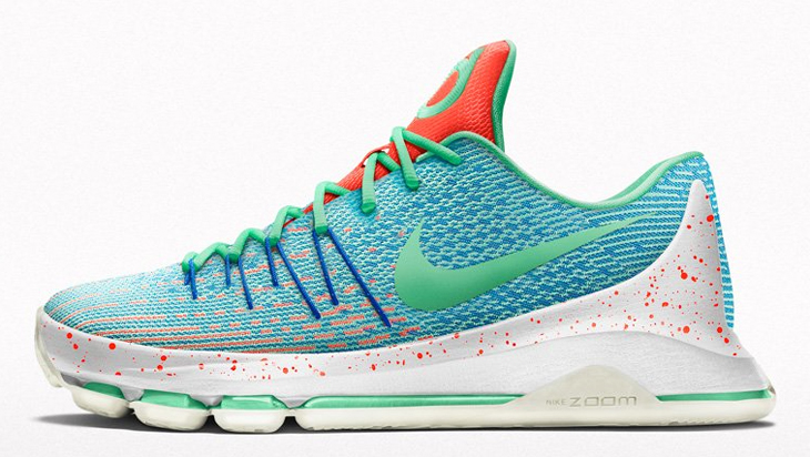 Nike KD 8 Prince George Option on NIKE iD.  cb04fc72c2fc